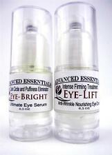 MATRIXYL ARGIRELIN HALOXYL EYELISS  EYE TREATMENT DUO FOR BAGS CIRCLES WRINKLES