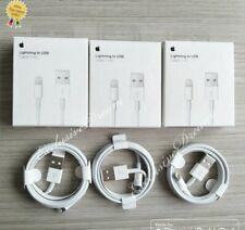 CABLE USB ORIGINAL APPLE CHARGEUR Lightning Pour Iphone 5/5C/5S/6/6S/7/8/X/XR,1M