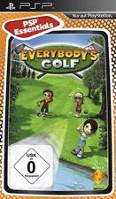 Everybody's Golf Essentials ( PSP ) PlayStation Portable