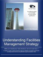 IWFM Level 4 pdf format workbook-  FM 4.02 Understanding FM Strategy