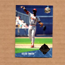 1992 Ultra Award Winners #9 Ozzie Smith St. Louis Cardinals