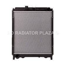 "Radiator For 05-07 Hino 238 258 268 338 27 1/2"" x 24 3/4"" w/o Oil Cooler Line"