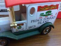 LLEDO DG6007 Police Ambulance DG6077a DG6077b Prince Edward 1870 & 1873 Ford T