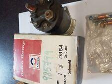 BRP/OMC 0985799 SOLENOID SWITCH