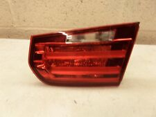BMW 3 SERIES F30/F31 OFFSIDE DRIVER'S INNER TAIL LIGHT 63217371112