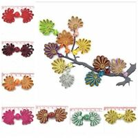 Chinese Knot Chrysanthemum Fasteners Women Cheongsam Tang Suit Sewing Buttons