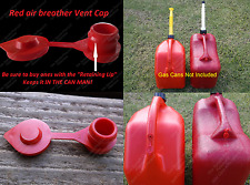 """New """"Air Breather Gas Can Vent Cap"""" MIDWEST BLITZ WEDCO SCEPTER BRIGGS STRATTON"""