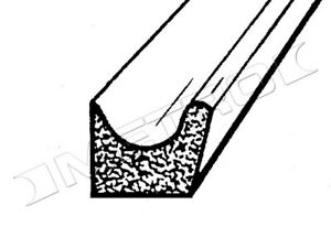 Door Side Seal, Fits:1939-1966 Buick, Chevrolet, Pontiac, Shelby and many more