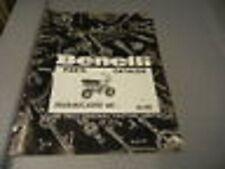 Benelli Parts List Manual Hurricane 65cc 65