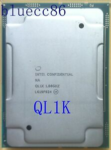 Intel Xeon Platinum 8160 QL1K ES 1.8GHz 24Core LGA3647 145W CPU  Processor