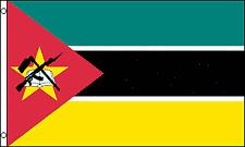 MOZAMBIQUE International 3x5 Polyester Flag