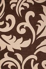 Teppich Moderne Teppiche NEU OVP Floral SALE Braun Beige Mokka 200x290