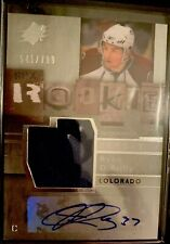 Upper Deck SPK,Rookie Auto-Patch, Ryan O'Reilly, Colorado, # 167, N/M Condition