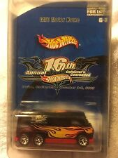 Hotwheels 16th Annual Collectors Convention GMP Motor Home
