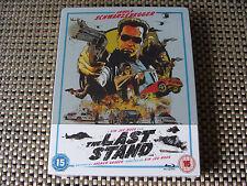 Blu Steel 4 U: The Last Stand : Limited Edition Steelbook Sealed Schwarzenegger