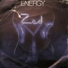"""Zed-Energy/Sharing Your Love 7"""" Single.1981 Double D D DEE 9.Rock/New Wave."""