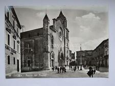 LUCERA Piazza del Duomo Foggia