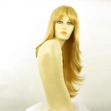 Perruque femme longue blond clair doré FLORA LG26