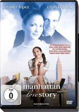 DVD * MANHATTAN LOVE STORY  - Jennifer Lopez , Ralph Fiennes # NEU OVP<