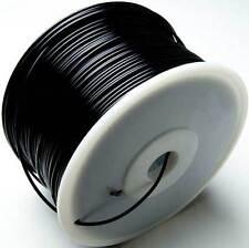 Premium ABS Filament ABS 2 KG Schwarz / Black 3mm 3D Printer Reprap 3D Drucker