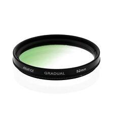 Albinar 52mm Green Graduated Gradual Color Filter