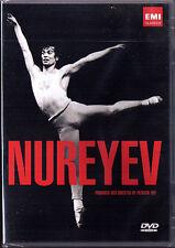 DVD Rudolf NUREYEV Margot Fonteyn PATRICIA FOY Ninette de Valois Merle Park NEU