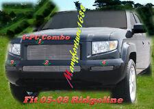 05 06 07 08 2008 Honda Ridgeline Billet Grille Combo