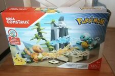 Mega Construx Pokemon Squirtle Vs. Charmander New Sealed DAMAGED Box