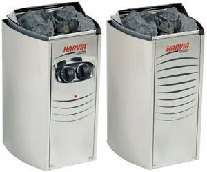 Electric Sauna Heater Harvia Vega Compact Built-in or separate control unit