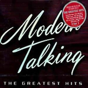 Modern Talking - Greatest Hits 1984-2002 [New CD] Asia - Import