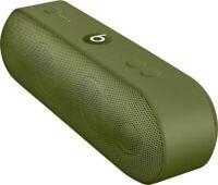 Enceinte Bluetooth Beats Pill + Neighborhood MQ352ZM/A vert olive neuf