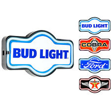 "Sign of the Times 17"" LED Signs for your Mancave, Garage, & Bar"