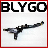 10mm Banjo Front Right Hydraulic Brake Master Cylinder PITPRO Quad Dirt Bike ATV