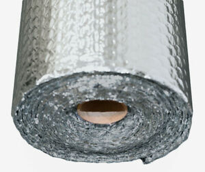 """Reflectix SPW0602508 6"""" X 25' Spiral Pipe Wrap R8 Double Bubble Insulation"""
