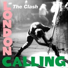 The Clash LONDON CALLING 180g REMASTERED Sony/Legacy NEW SEALED VINYL 2 LP