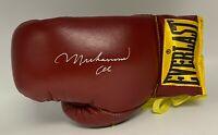 Muhammad Ali Signed Everlast Boxing Glove Autographed AUTO JSA LOA HOF