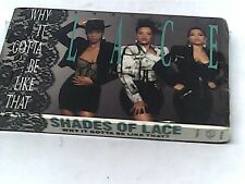 Shades of Lace - Why It Gotta Be Like That? Cassette Single