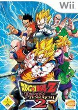 Nintendo Wii Dragonball Z Budokai Tenkaichi 2 * como nuevo