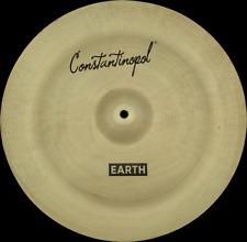 """Constantinopol EARTH CHINA 16"""" - B20 Bronze - Handmade Turkish Cymbals"""