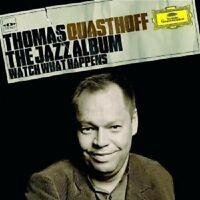 """THOMAS QUASTHOFF """"THE JAZZ ALBUM"""" CD NEUWARE"""