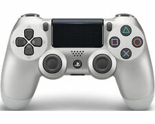 Sony PlayStation DualShock 4 Kabellos Controller - Silber