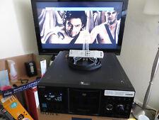 Sony DVP-CX995V 400 Disc CD/DVD Mega Changer w/ Remote Batteries & HDMI Cable