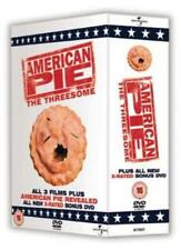 American Pie: The Threesome (Trilogy Box Set) [DVD] By Jason Biggs,Chris Klei.