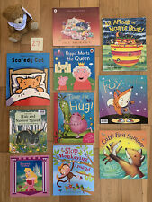 "Children's Story Book Bundle - Lot 27 (10 Books Plus ""Marty"") - See Photos"