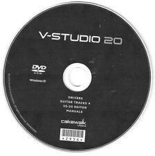 Roland VS-20 Drivers Cakewalk Guitar Tracks Software VS20 Activation Code Unlock