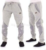 Time Is Money Mens Boys Hip Hop USA Star Jogging Jogger Bottoms Pants Skater GRY
