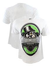 Metal Mulisha Gent White T-Shirt Medium large Xl XXL Motorcross MMA Skate Surf
