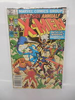 X-Men King-Size Annual #5 Wolverine Fantastic Four Nightcrawler Storm Colossus