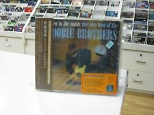 THE DOOBIE BROTHERS CD CHINE LISTEN TO THE MUSIC, THE VERY BEST 1993