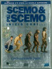 SCEMO & PIU' SCEMO INIZIO' COSI'....(2003) DVD EX NOLEGGIO EAGLE (box cartonato)